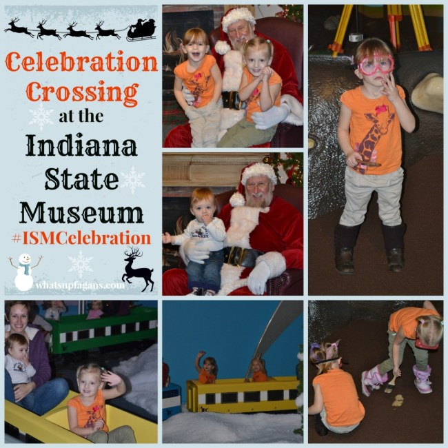 Celebration Crossing at the Indiana State Museum. #ISMCelebration