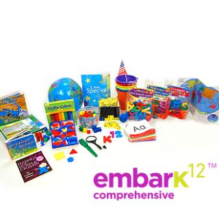 EmbarK12 Comprehensive Online Preschool Program