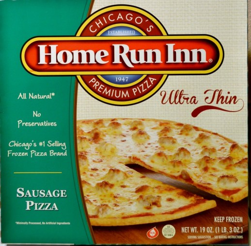 Home Run Inn Pizza offers classic and ultra thin crusts!
