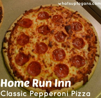 Home Run Inn Pizza - Classic Pepperoni Pizza