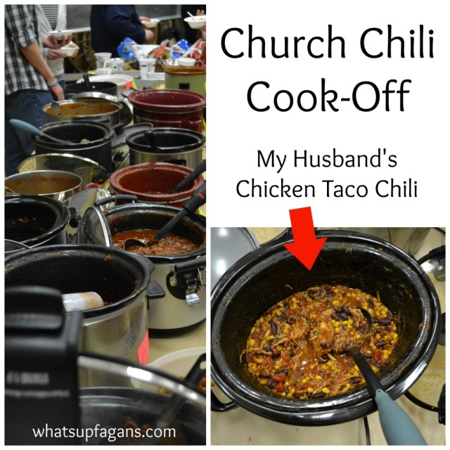 Church Chili Cook Off