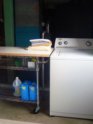 Deep Clean Top Loading Laundry Machine - deep cleaning house