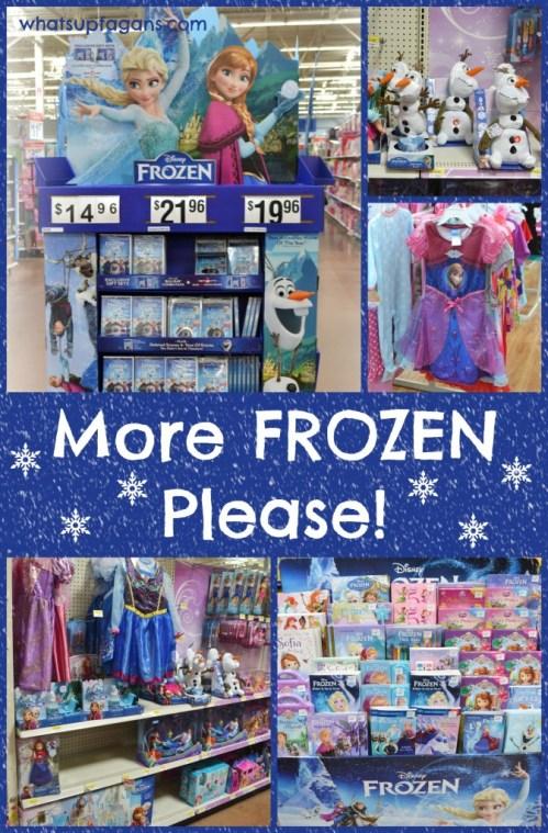 Must have more Disney FROZEN! I #shop #cbias #FROZENFun   whatsupfagans.com