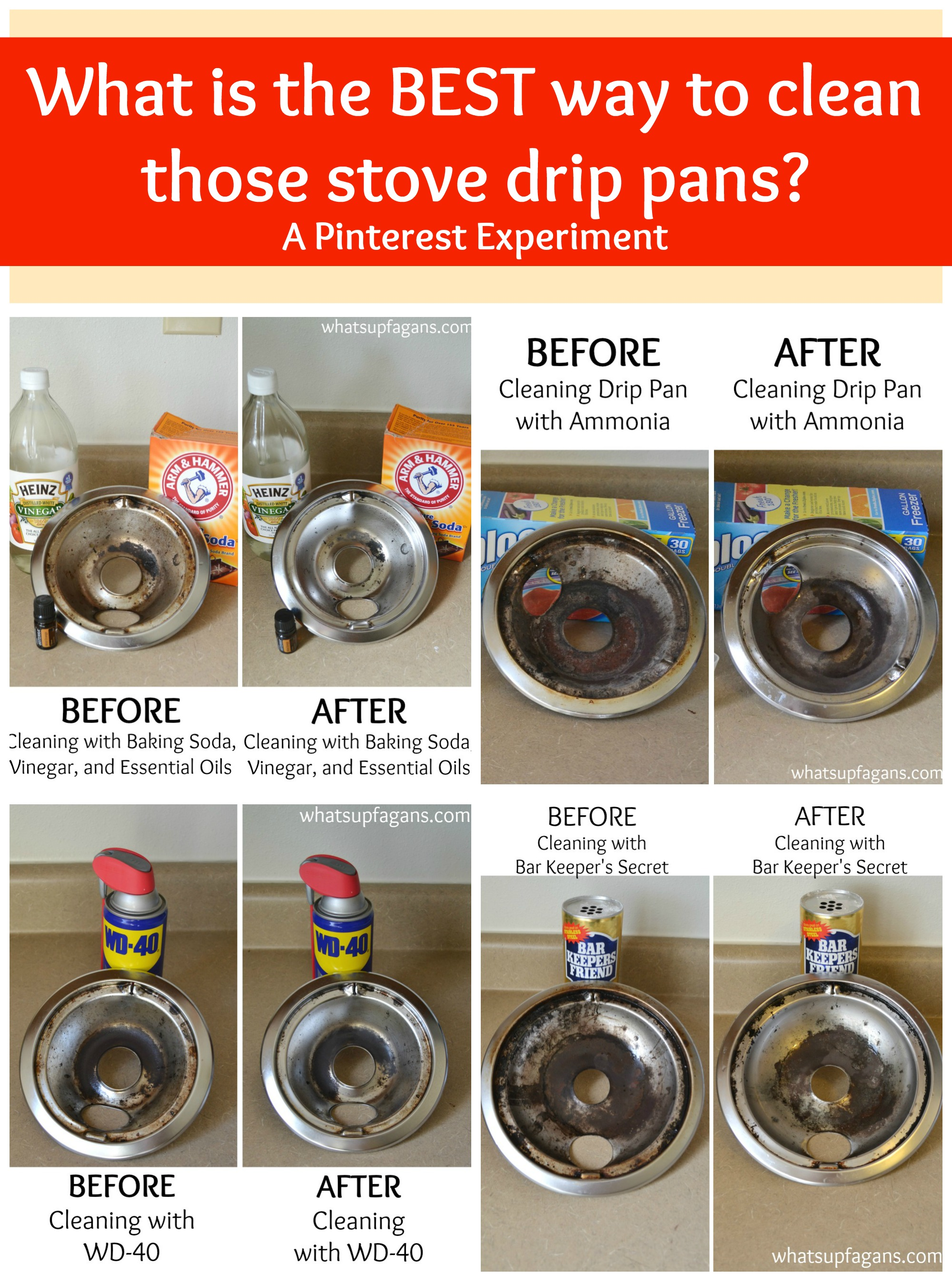 Everything You Wanted To Know About How To Clean Stove