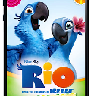 Get Rio Read and Play (The Official Movie App) for your kids!