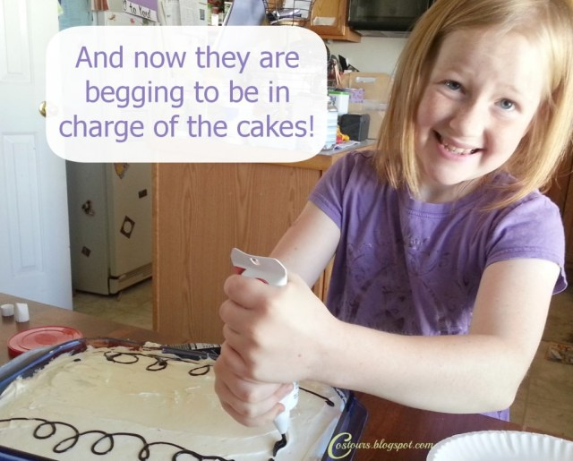 Instill the Value of Work in Your Kids - Have them plan their OWN Birthday parties!