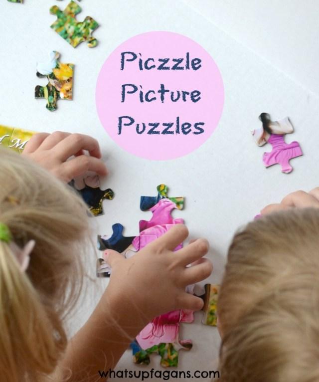 Piczzle Picutre Puzzles Review