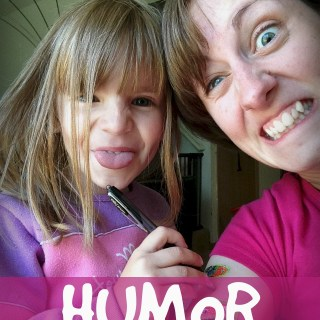 Simple ways to instill humor in our kids. Such a fun post. I love my kids' sense of humor!