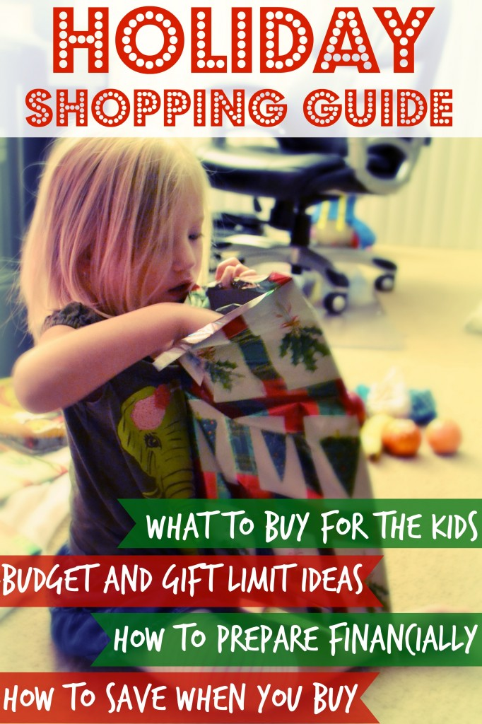 Eliminate Holiday Stress by planning ahead and budgeting and saving. Awesome tips and ideas in this Christmas Shopping Guide.