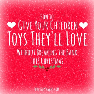 Awesome tips for finding the right toy and how to make everything more affordable during the Holidays. Great tips! #ChosenByKids
