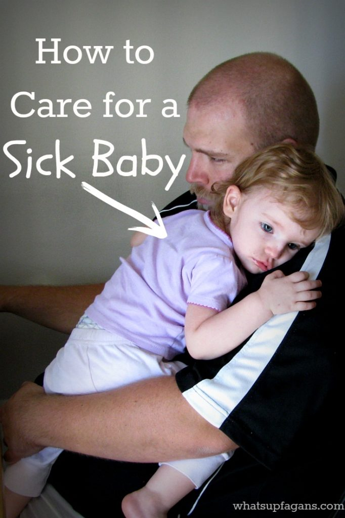 It's hard caring for a sick baby or toddler because you can't give them a lot of medicine. So I love these parenting tips on helping your kid get back to full health sooner, or at least more comfortably.