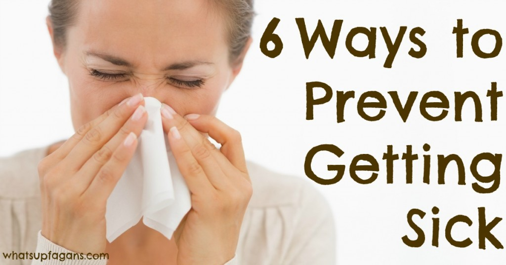 Great tips for avoiding and preventing yourself or your kids from getting sick. Good health tips. #Sickweather #MC