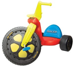 Toys - Big Wheel
