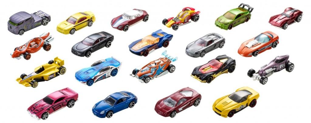 Toys - Hot Wheels Cars