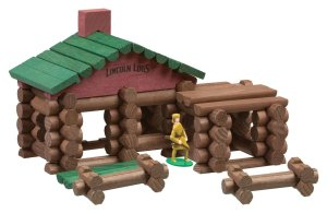 Toys - Lincoln Logs