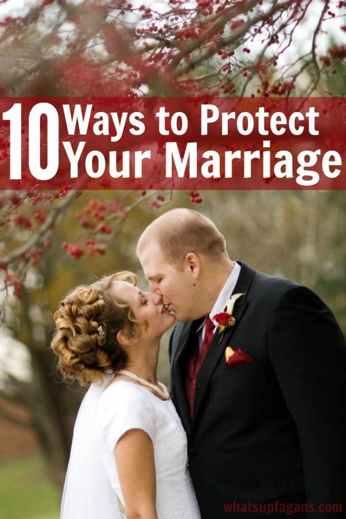 Such great marriage advice! If you want to protect your marriage, these 10 qualities will definitely help!