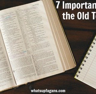 Such a great list of truths and things I hadn't really thought that much about in the first few books (Pentateuch) of the Bible. I love the Old Testament!