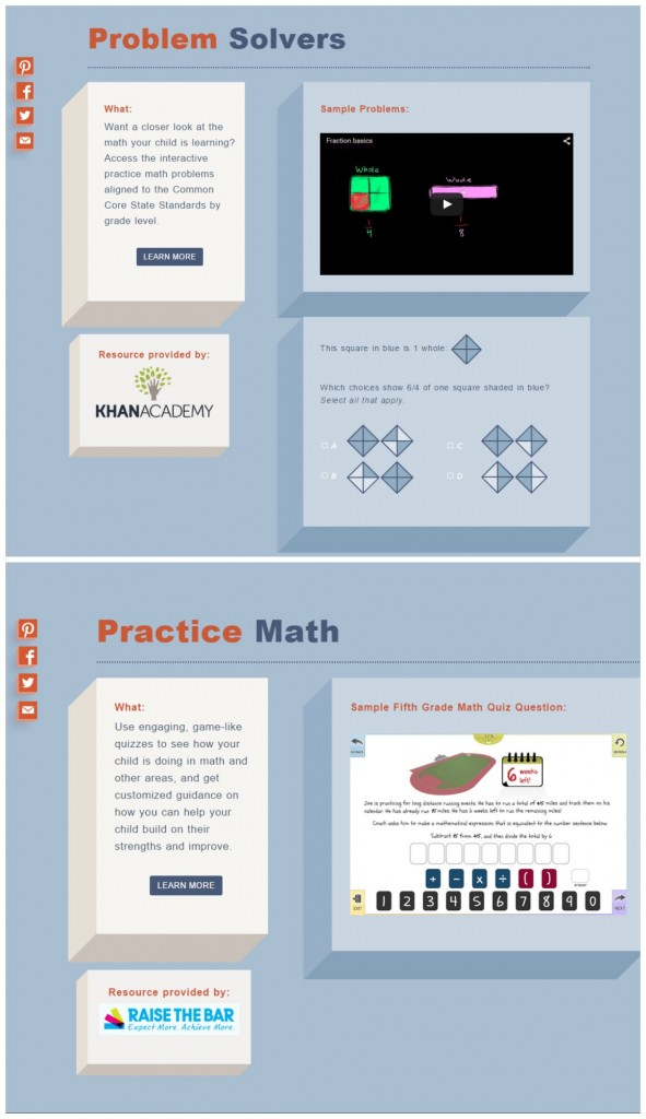 Be a learning hero math help