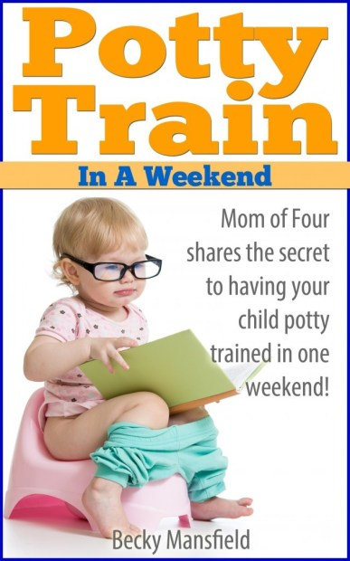 great tips on potty training and tips on potty regression too!