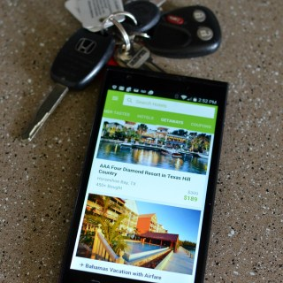Want to score a great deal on your next vacation? Use Groupon Getaways. Check out the app on your Walmart Family Mobile phone when planning your family summer road trip.