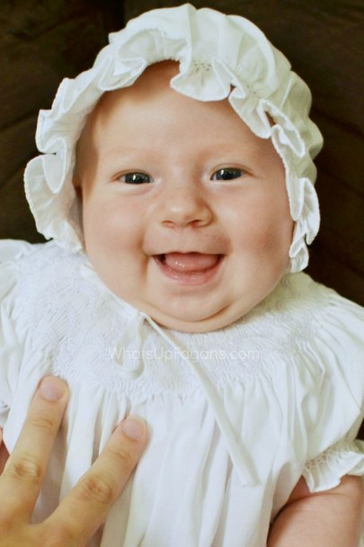"""If you want great tips for getting kids to smile for the camera that go beyond """"Say Cheese"""" this is a great list!"""