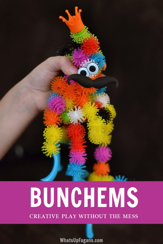 A fun, creative craft product for kids! They are easy to create with and super easy to clean up! So much fun!