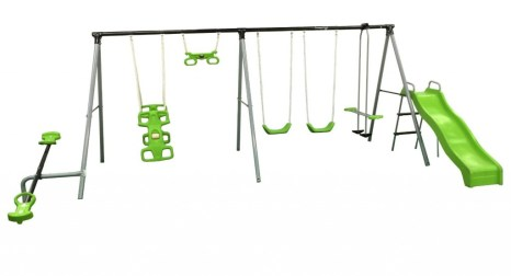 Outdoor Play equipment swingset