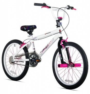 Outdoor play equipment bike