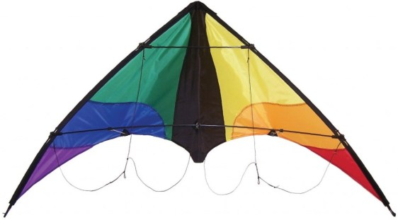 Outdoor play equipment kite