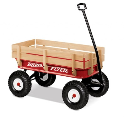 outdoor play equipment wagon