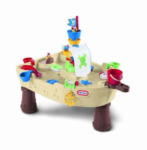 Kids outdoor gift ideas - water tables and sand tables