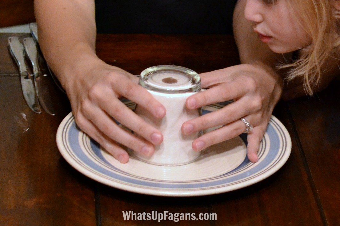 Funny Fun Family Game Idea perfect for indoors or outdoors. - The Flour Game