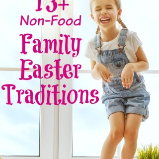 Great ideas on how to celebrate Easter as a family! Love these family Easter tradition ideas that are about DOING and memories.