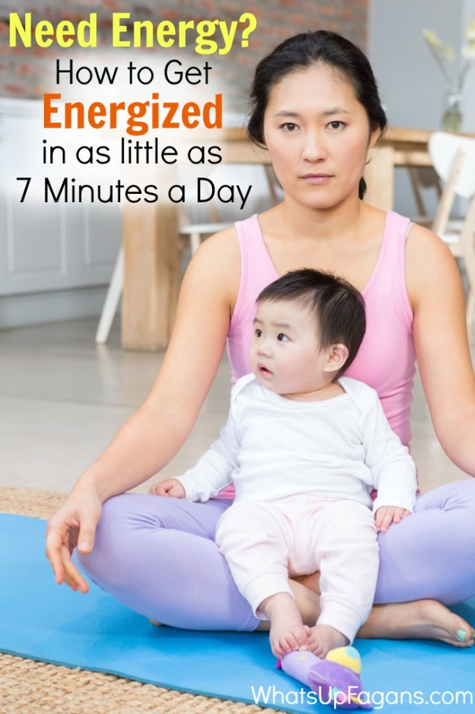 This is one of the best apps for new moms to do post pregnancy workouts from home or at the gym, and they only take 7 minutes!