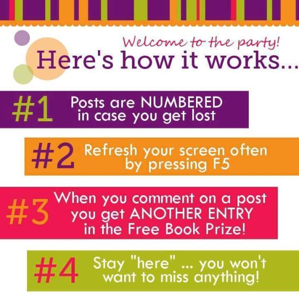 How the Usborne Facebook party works