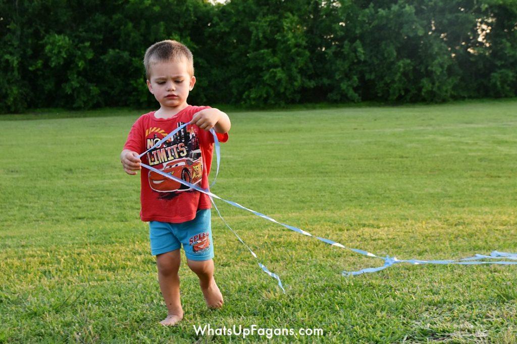 toddler tantrum prevent from happening