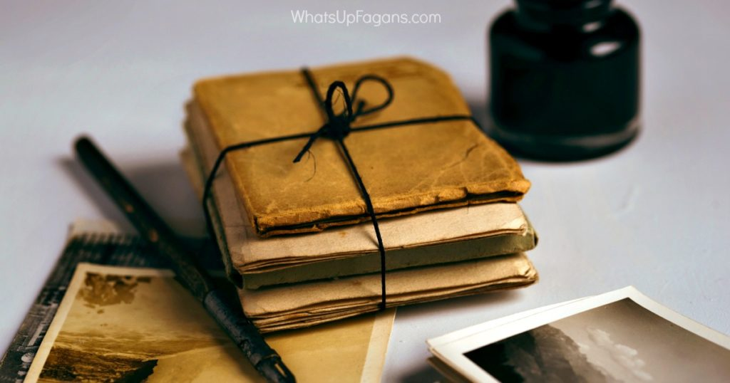 Genealogy Gifts Ideas for Modern Family History Lovers, memory and record keepers. Gift guide for people who love preserving their family's histories now and in the past.