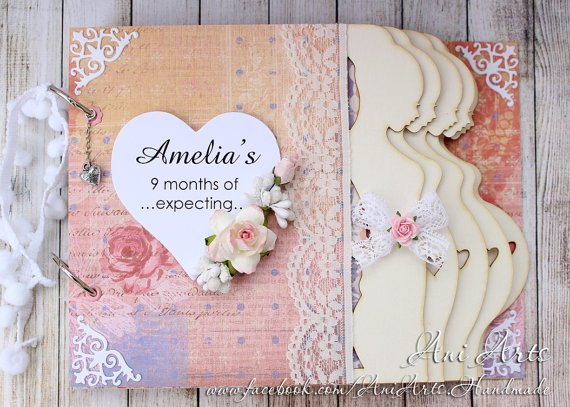 Pregnancy Journal Gifts For Expecting Moms
