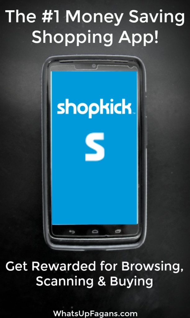 Get rewarded for shopping! Great, FUN phone app that will earn your kicks for window shopping, entering stores, scanning items in the store, and making purchases. Cash back, saving money, coupon app.