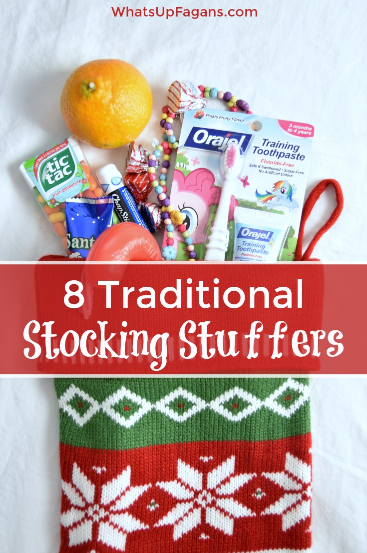 Christmas Stocking Ideas.Why These 8 Traditional Stocking Stuffers Are Enough