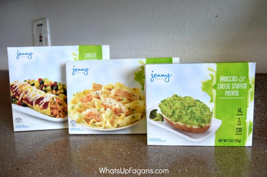 Jenny Craig Food