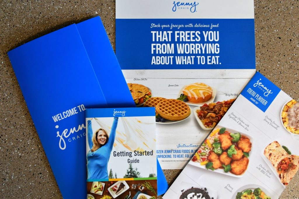 Jenny Craig Review - Not dieting