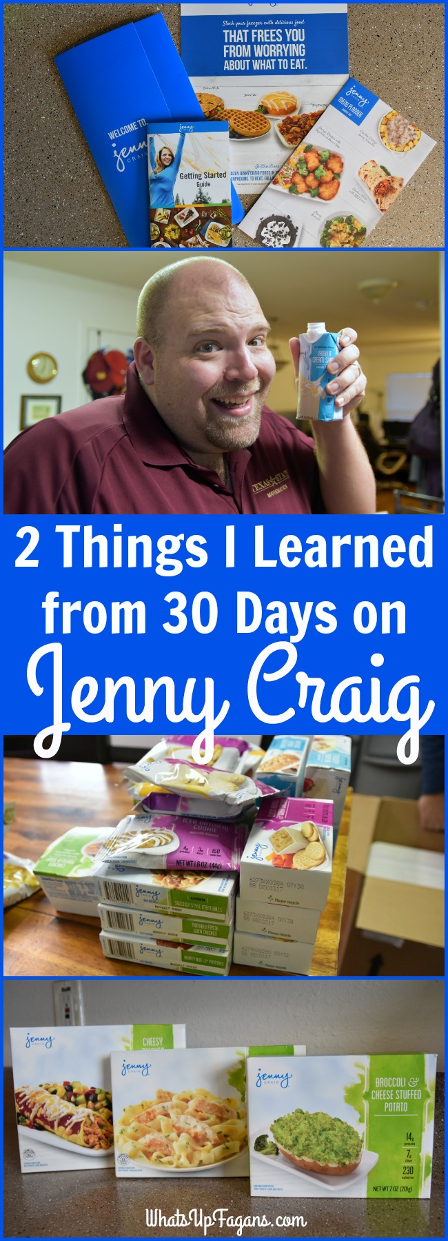 Jenny Craig Program | Weight Loss | Dieting | Diet | Portioned Food | Meals and Snacks Delivery