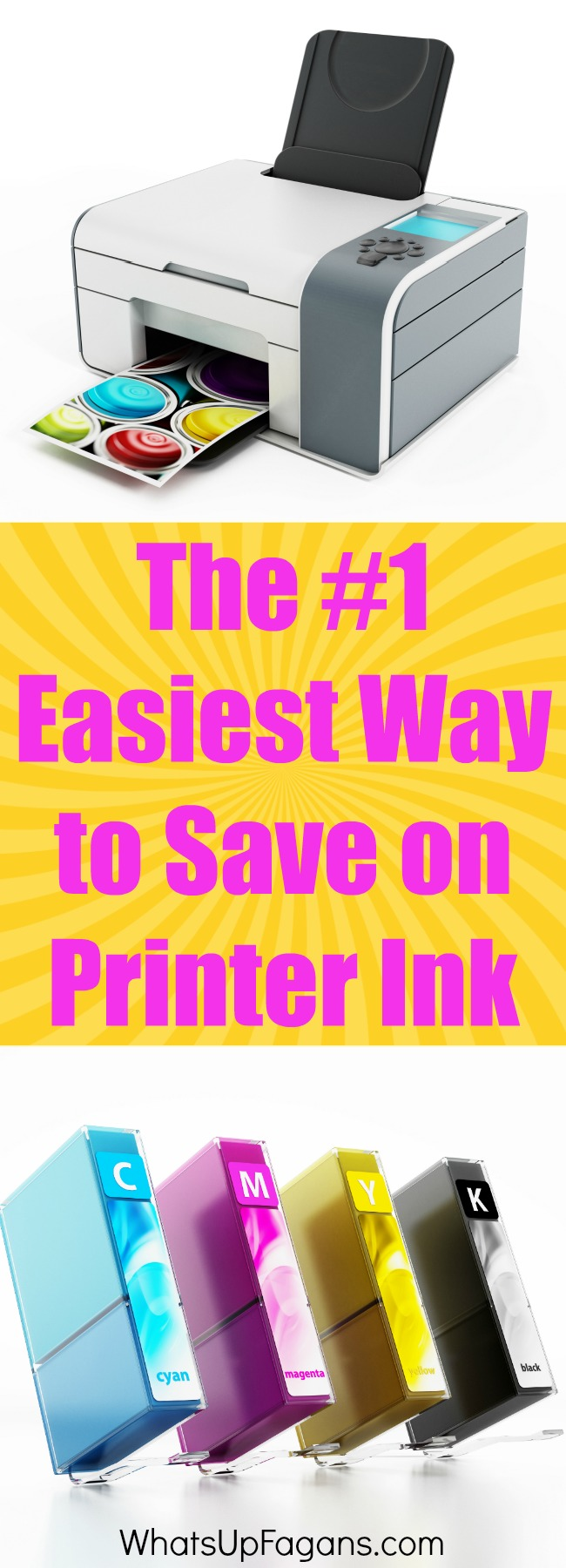 save money on printer ink | HP Instant Ink Program Overview and Review | saving money on printing costs | frugal living | cheap | thrifty | inexpensive | subscription service