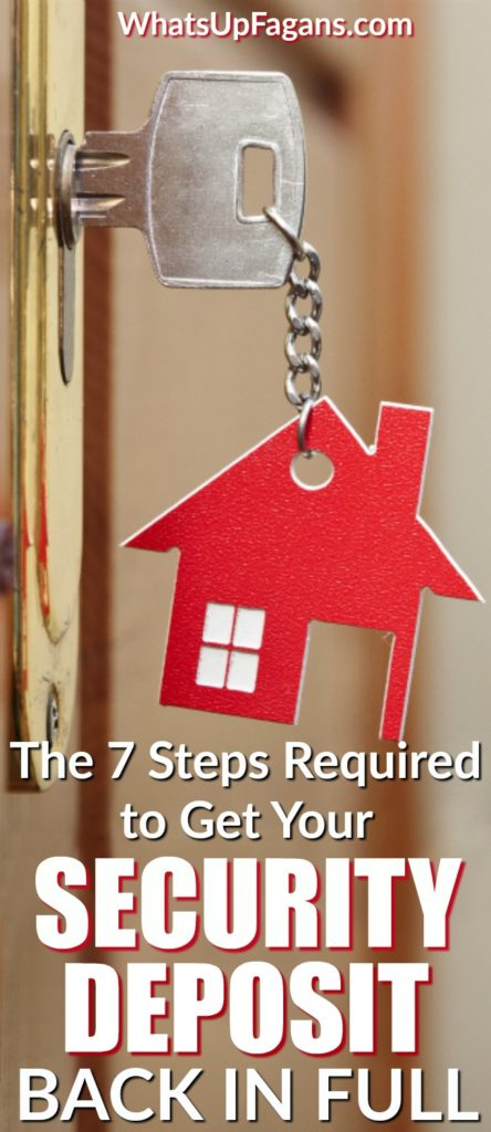Apartment living tips and help - Advice on how to get security deposit back from landlord as the tenant | rental agreements specify move out dates and requirements