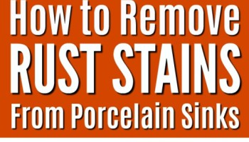 How To Use Vinegar to Remove Rust from Metal, Cast Iron and