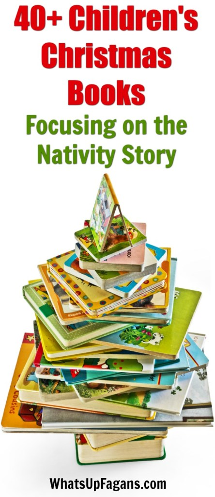 Children's Christmas books - 25 days of Christmas books for kids, babies, toddlers, and grade schoolers. Nativity Story. Birth of Jesus. True meaning of Christmas. Holiday books. Something to Read.