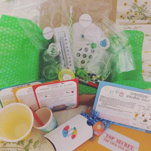 Monthly Science Kits for Kids