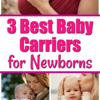 best baby carrier for newborns