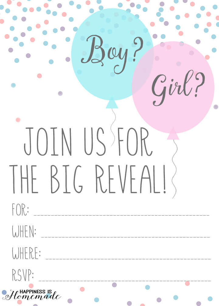 How Make Your Own Invitations